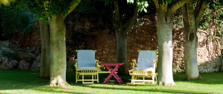 cas gasi hotel garden chairs