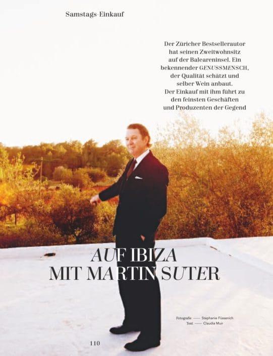 salon magazine july 2015 auf ibiza mit martin suter