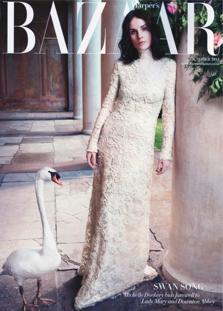 harpers bazar cover october 2015