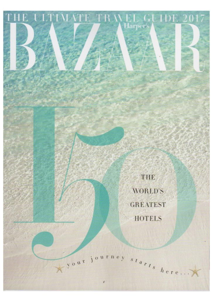 harpers bazaar travel guide