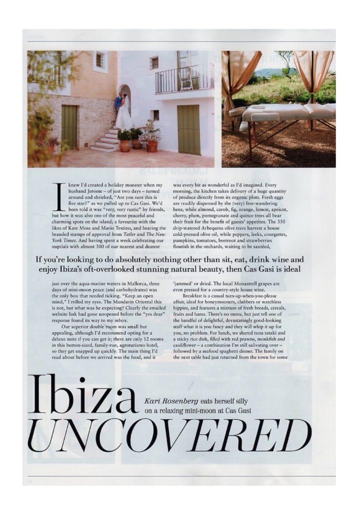 vantage magazine ibiza uncovered feature september 2014