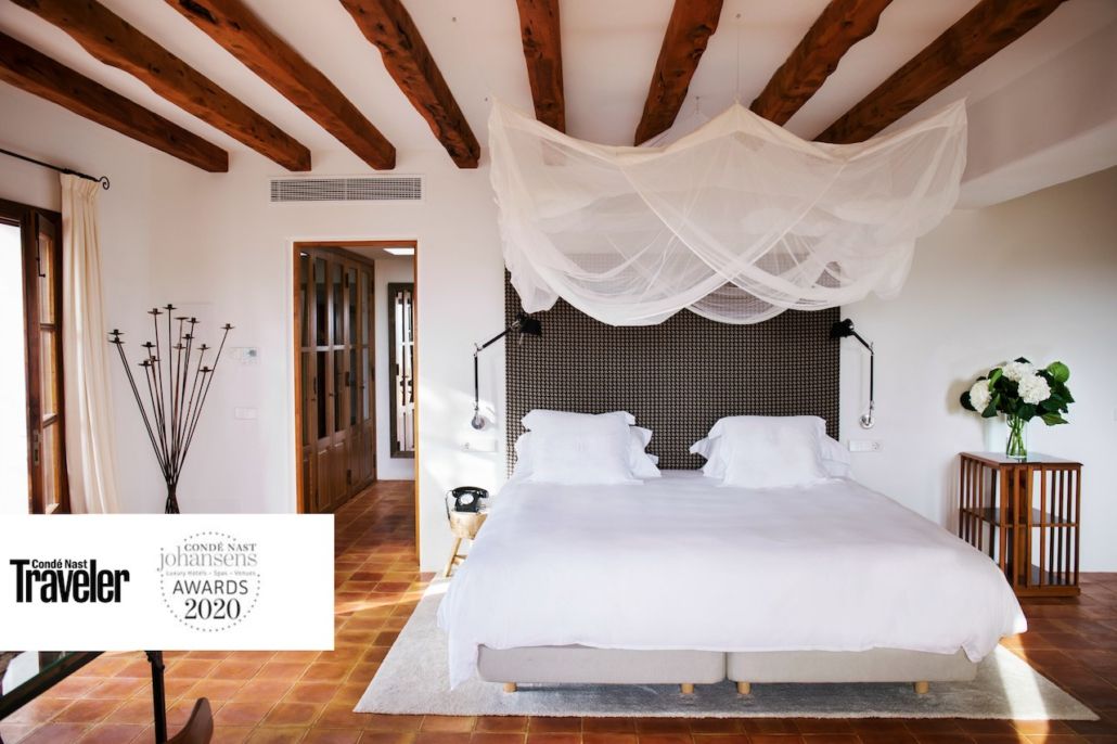 Conde Nast Traveler article Cas Gasi Ibiza Agroturismo